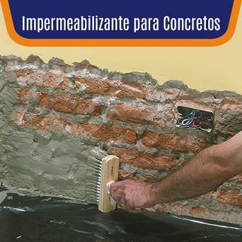 Impermeabilizante para Concretos